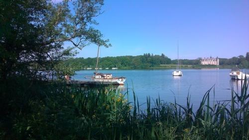 Cent miles sur la Loire.