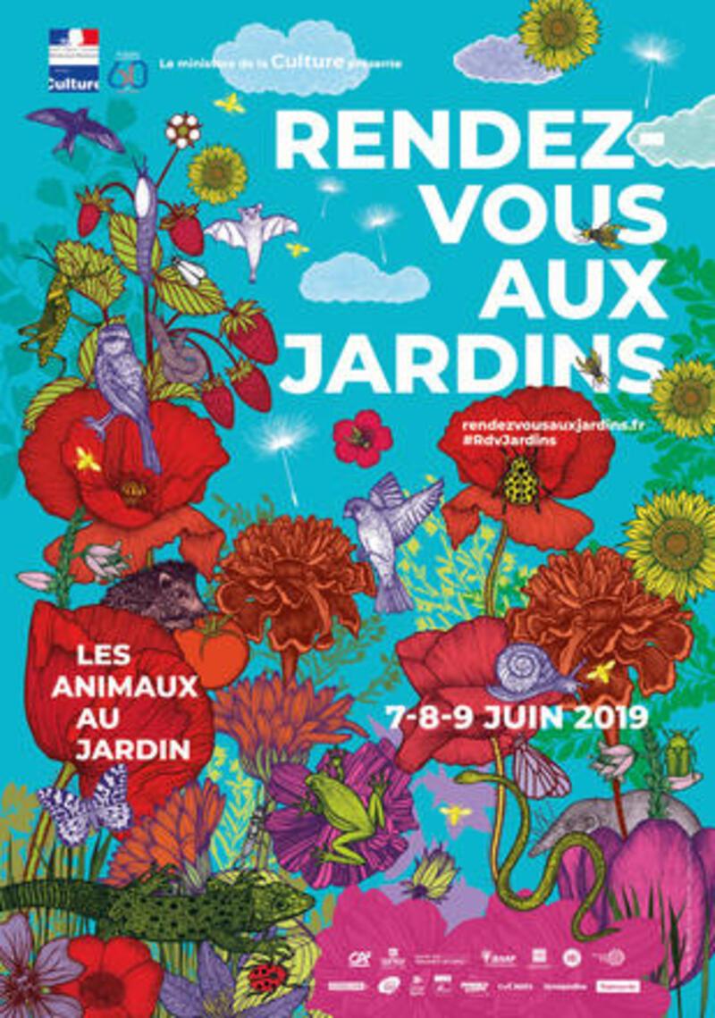 Rendez-vous au jardin édition 2019