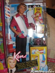 Barbie, Ken shaving fun - 11.07.22