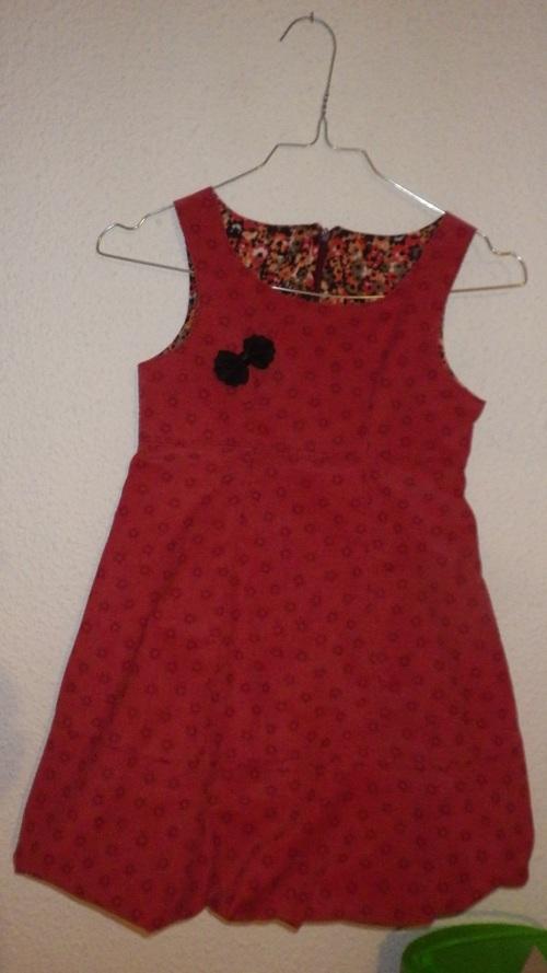 Une robe boule pour les fêtes