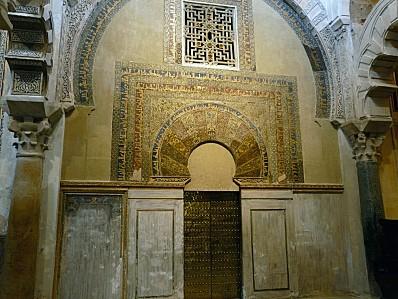 mirhab mezquita cordoue