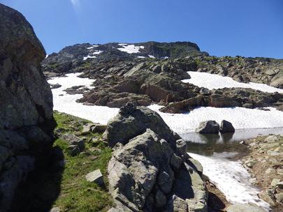 Topo le Grand Mont