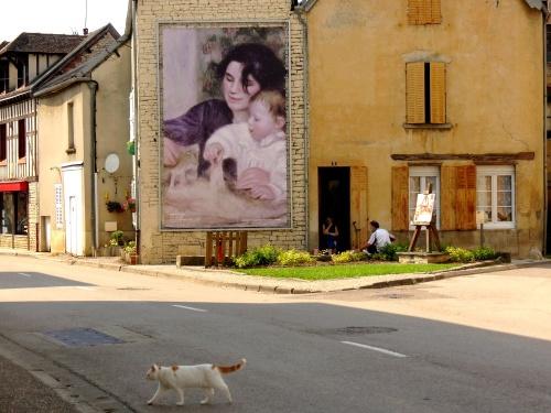 Gabrielle, muse de Renoir, une conférence de Bernard Pharisien.