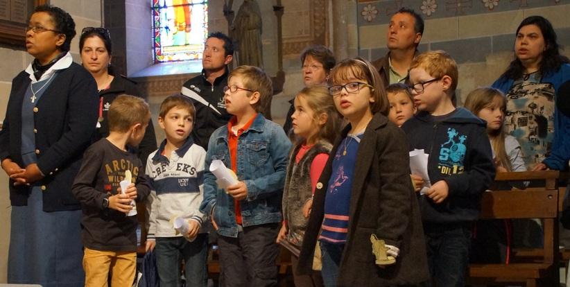 Messe des familles de Mai