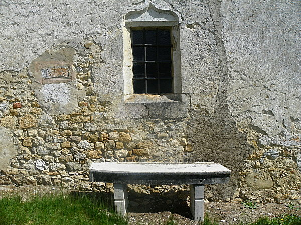 Vieu-en-Valromey ( église )