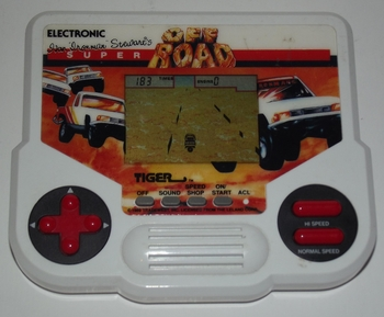 jeux elec tiger off road