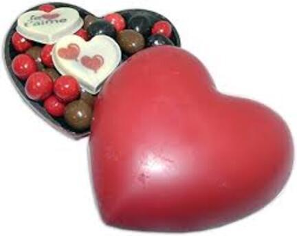 Défi n° 270 : le 15 février - la St Valentin