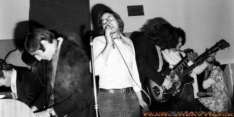 LES MAINATS (1968-1971)