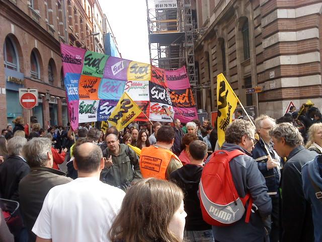 Bienvenue sur le Blog du syndicat SUD du CCAS de Toulouse !!!