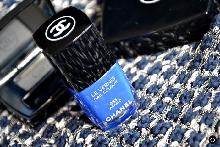 Blue Rhythm de Chanel
