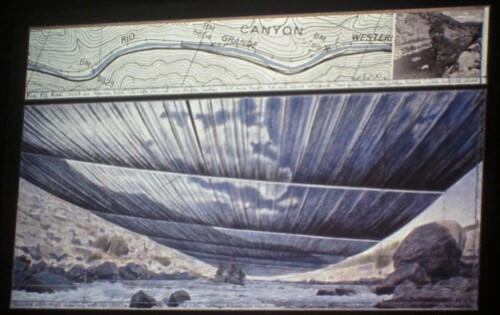 Christo over the river 6