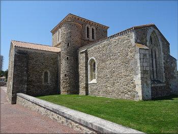 Prieuré et Fort Saint-Nicolas (Les Sables d'Olonne)