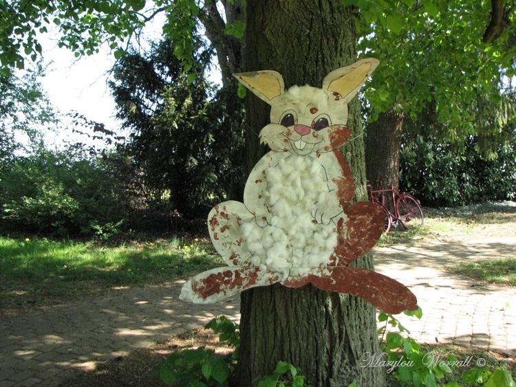 Beblenheim (68) : Promenade digestive