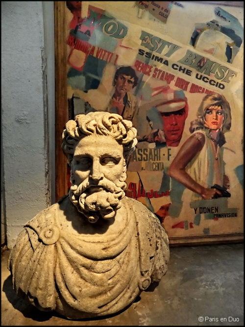 Cabinet de curiosités - Saint-Ouen