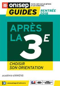 Guide Après la 3e, rentrée 2018