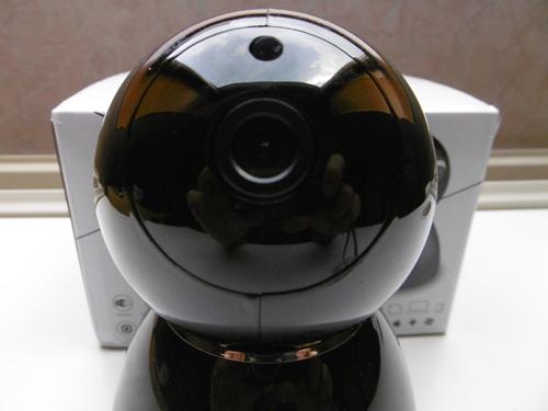 Caméra de Surveillance, M.Way 1080p HD / WiFi
