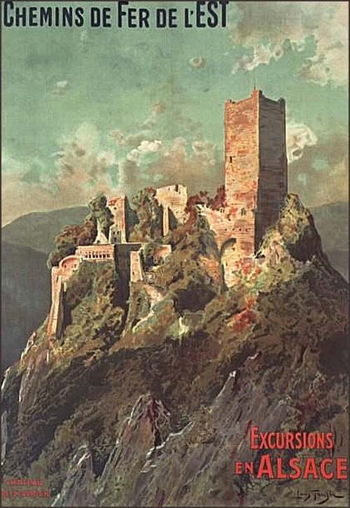 Château de Saint-Ulrich