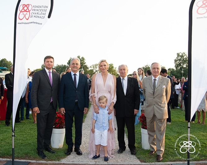 Prix Princesse Charlène de Monaco - Charity Race »