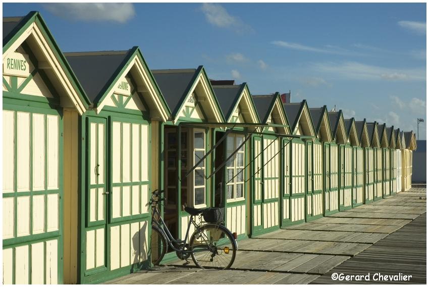 Cayeux-sur-mer - Les cabines #4