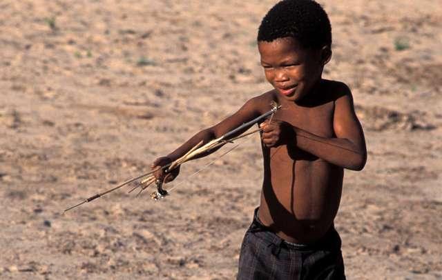 Redoublement de la répression au Botswana : des enfants bushmen arrêtés
