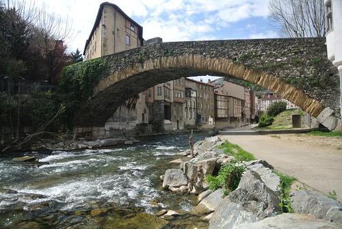Vallée de Gère: une entrée dans la ville par l'est