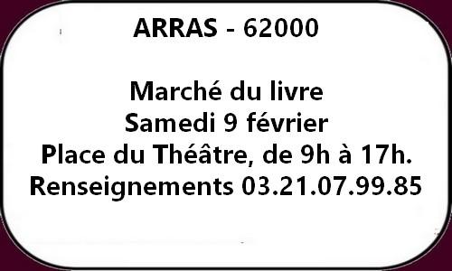 les loisirs à ARRAS et ses environs - 9 et 10 février
