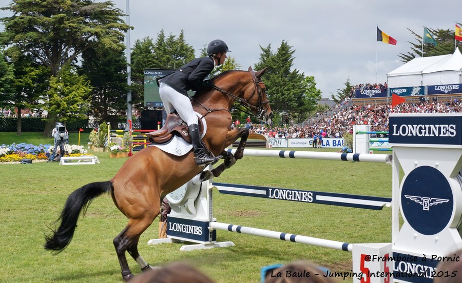 Jumping International LA BAULE - Mai 2015
