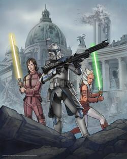 Star Wars - The Clone Wars : Pas de prisonniers - Karen Traviss