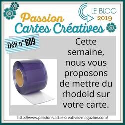 Passion Cartes Créatives#609 !