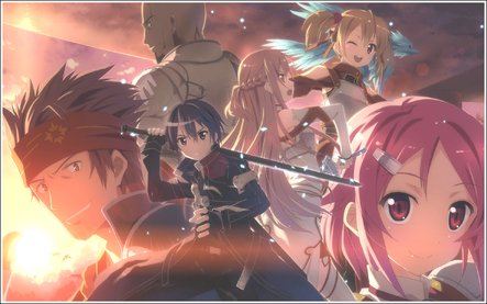 Pourquoi j'ai aimé Sword Art Online?