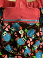 pantalon hibou intérieur poche