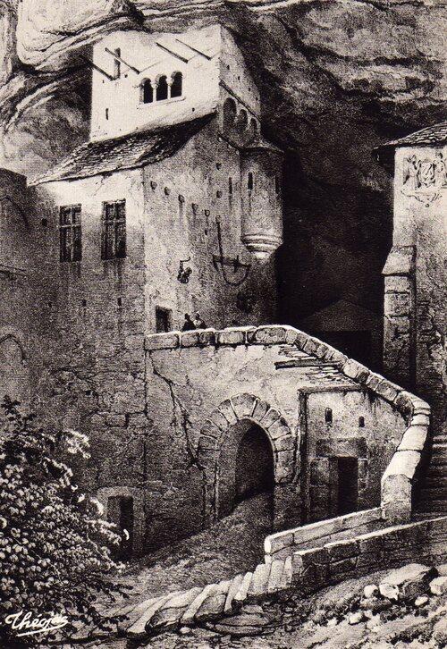 Rocamadour autrefois