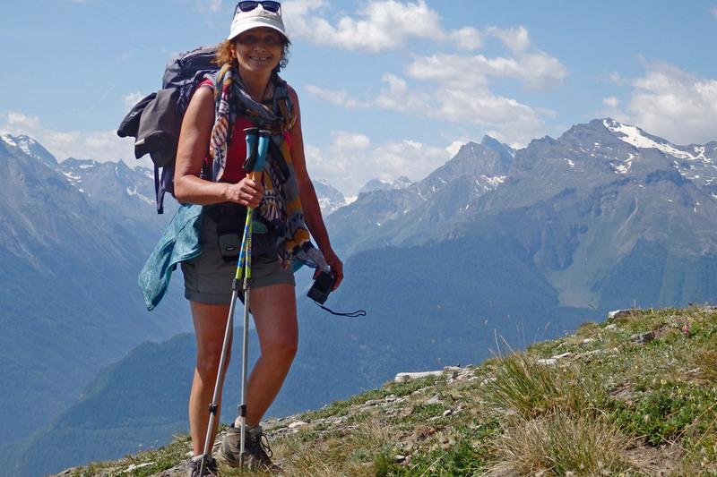 Randonnée au Mont Fallère (2)