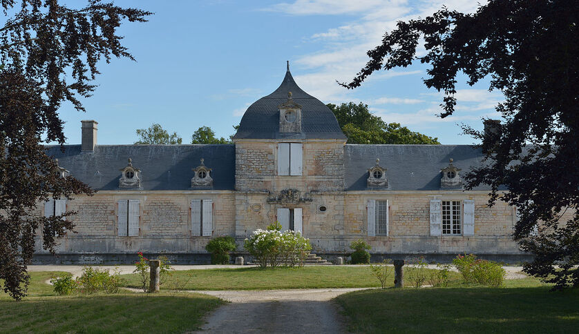 image illustrative de l'article Château de la Morinerie