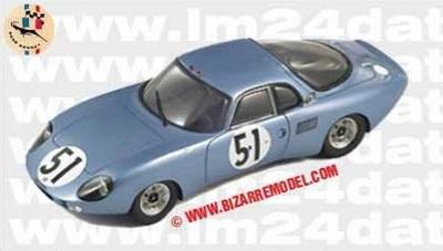 Le Mans 1963 Abandons II