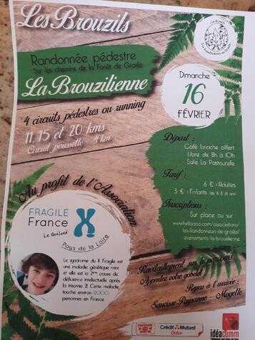 Marche Les Brouzils