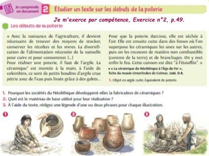 """La """"révolution néolithique"""""""