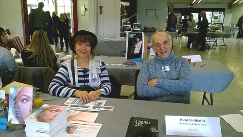 Salon du livre de Rives