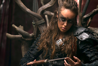 Adaptation # 17 | The 100 Saison 2