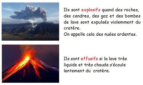 Les volcans 2