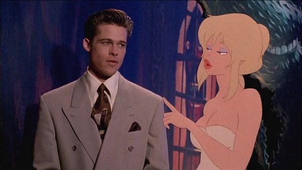 Free Watch Cool World 1992 Kim Basinger Gabriel Byrne Brad Pitt In Upcoming2018
