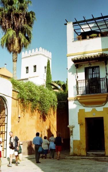 Sevilla, Santa Cruz