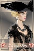 Femmes chapeaux - FAC0060