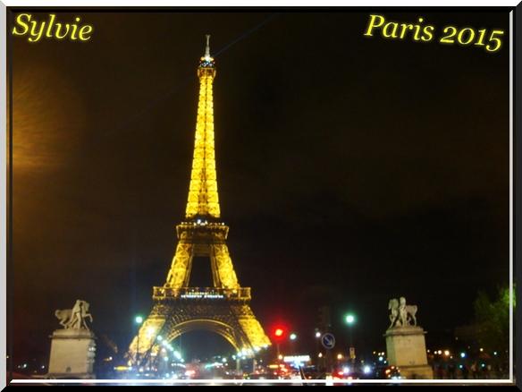super soirée samedi soir sur Paris