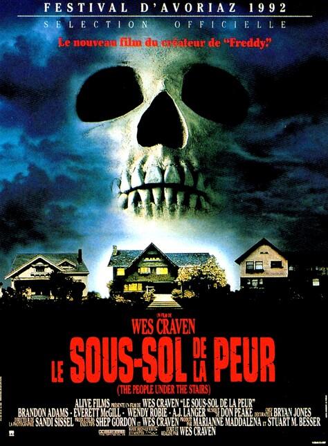 LES FILMS D' HORREUR ET D' EPOUVANTE - BOX OFFICE 1992