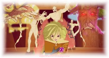 Selina et les monstres