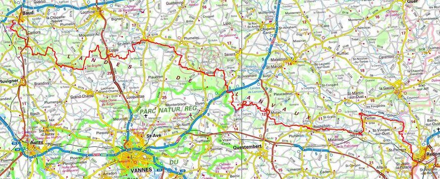 13  A. L. P. 2021 L-G: 3/7 AGLAE BORY Les horizons cartographie  D  15-09-2021