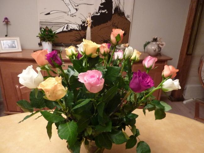 La rose du samedi n° 84