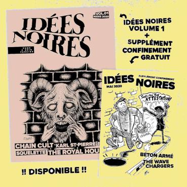 Idées Noires - Volume 1