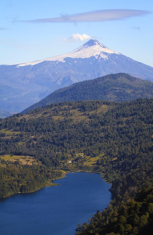 Pucon: Parque Nacional Huerquehue